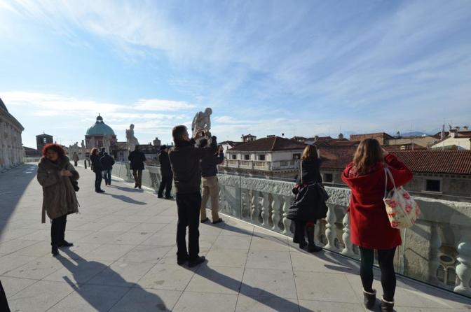 VICENZA - Apre terrazza basilica - Musei, mostre e monumenti a ...
