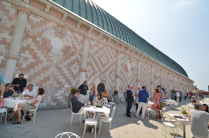 Tviweb e terrazza Basilica, numeri record!   TViWeb