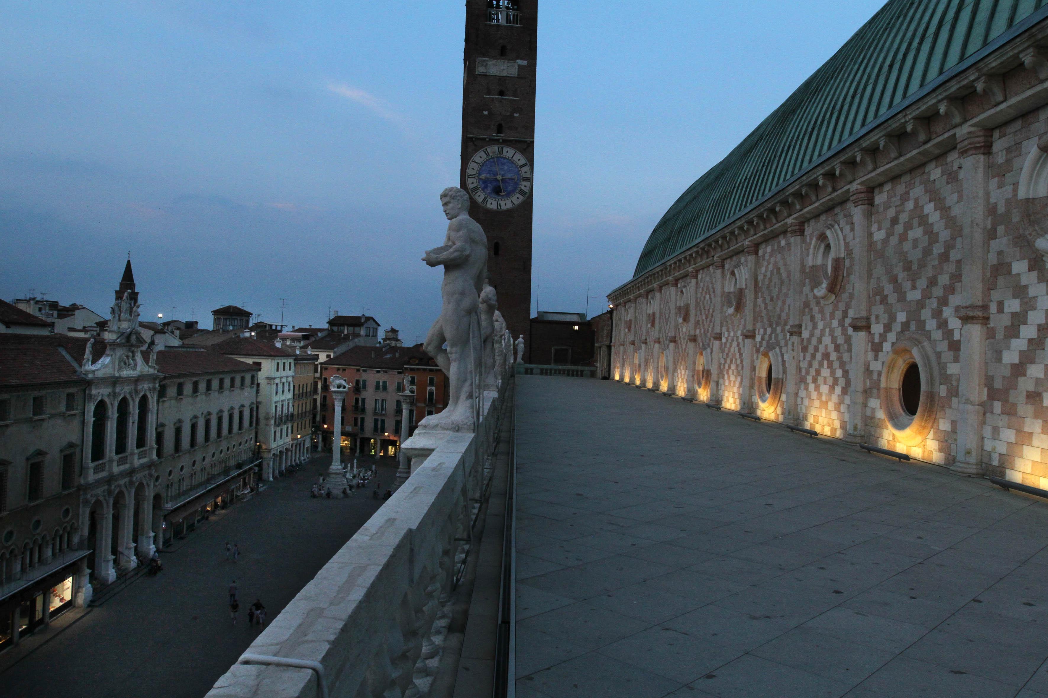 VICENZA - Terrazza Basilica: cercasi \'gestori\', ecco moduli e ...