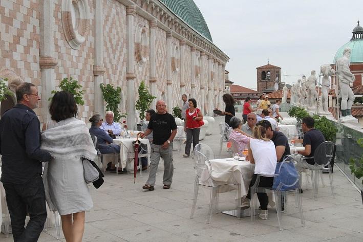 VICENZA - Basilica, chi gestirà il bar della terrazza? | TViWeb