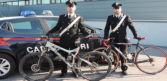 MONTICELLO CONTE OTTO – Furti biciclette in garage, denunciato ... - tviweb