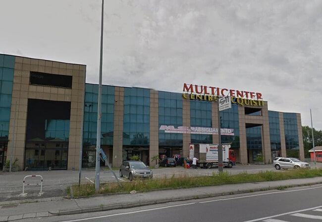 Vicenza creazzo spaccata alla sala giochi del for Sala giochi del garage