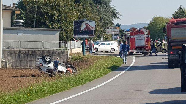 MONTECCHIO – Muore nella notte la donna ferita nell'incidente